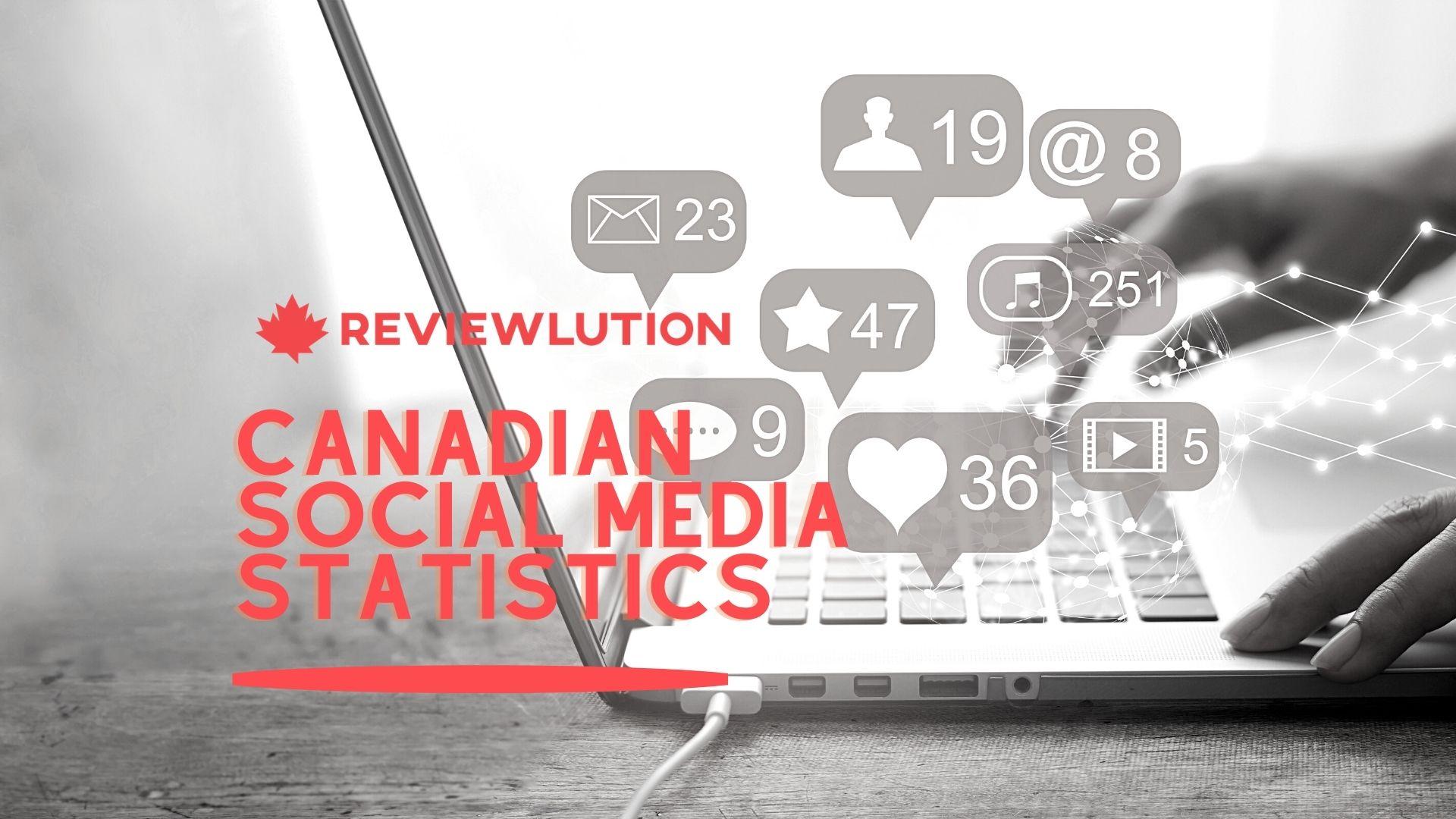 43 Trending Canadian Social Media Statistics [2021 Update]
