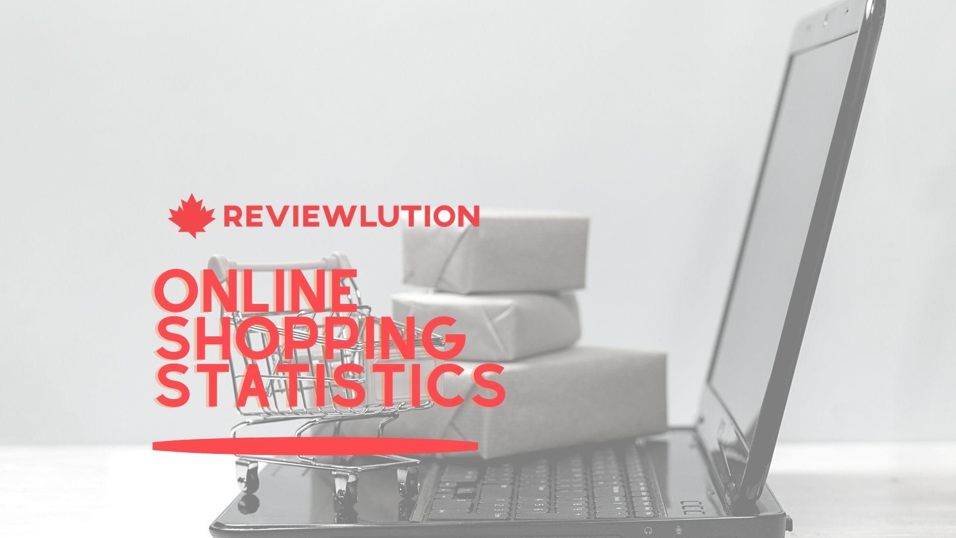 Huge Online Shopping Statistics for 2021 [Infographic]