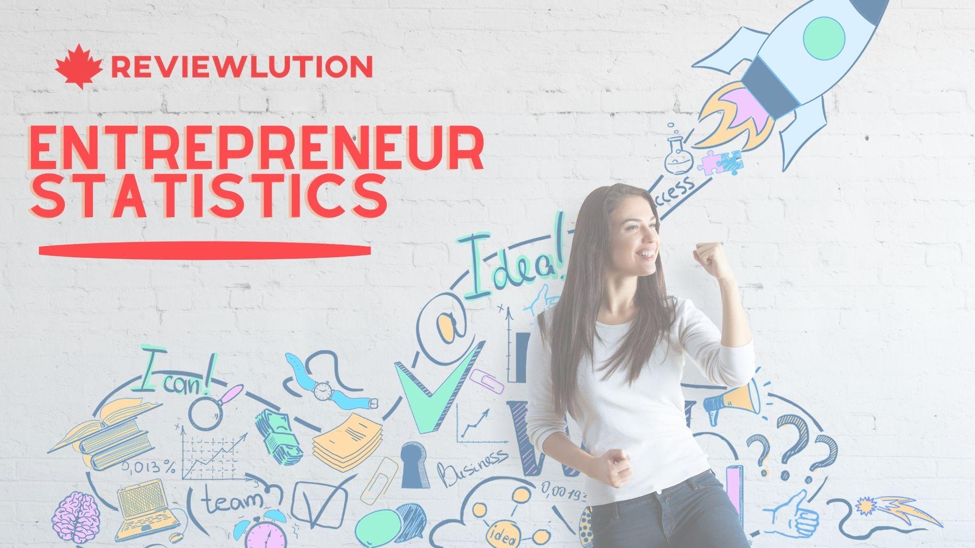 21 Groundbreaking Canadian Entrepreneur Statistics for 2021