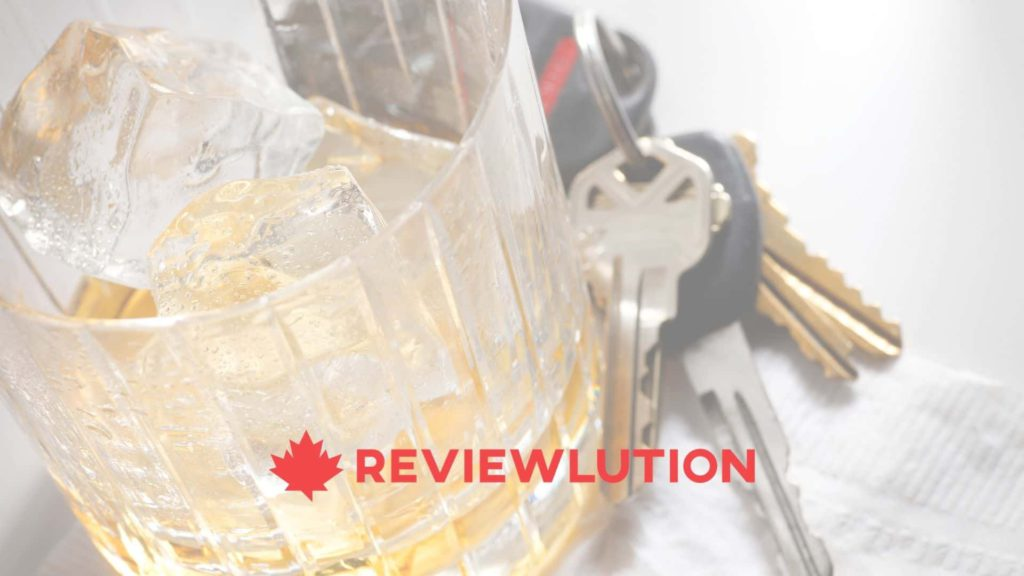 drinking and driving statistics canada