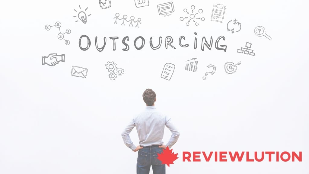 outsourcing statistics Canada