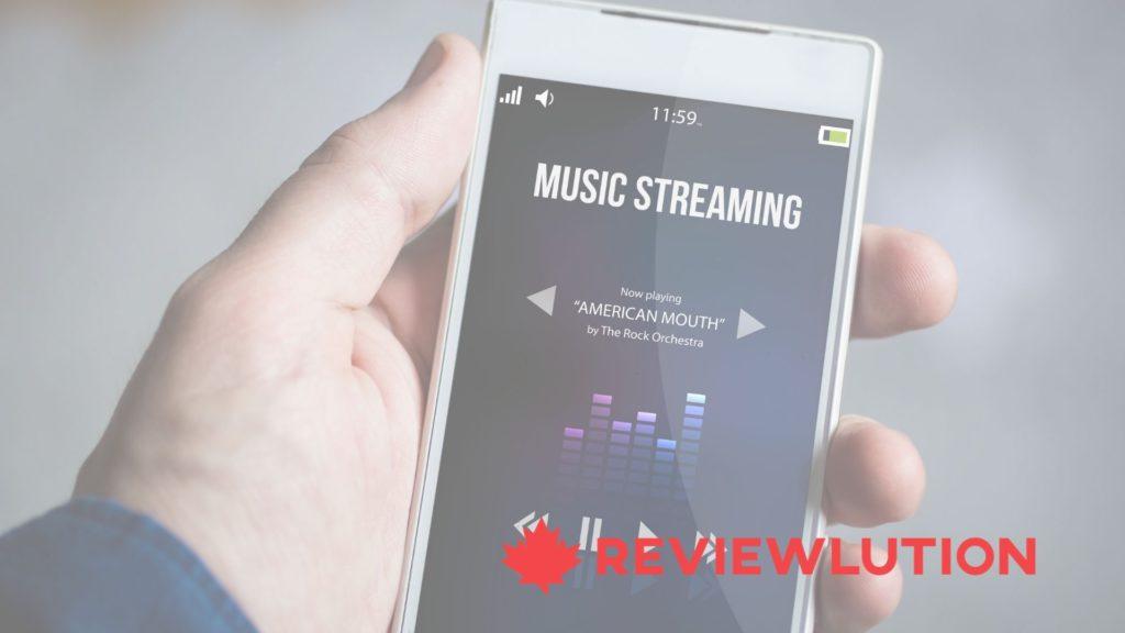 music streaming statistics