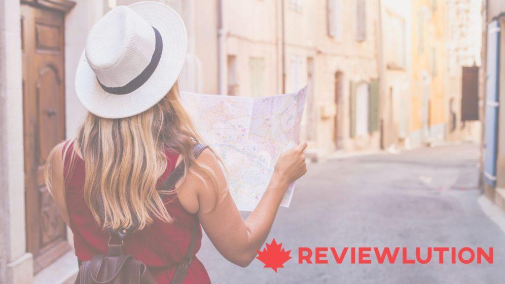 Canada tourism statistics 3