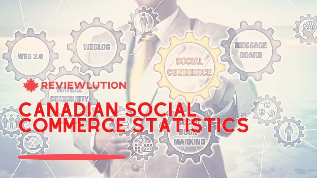19 Astonishing Canadian Social Commerce Statistics for 2021