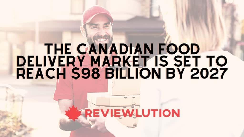 food delivery statistics