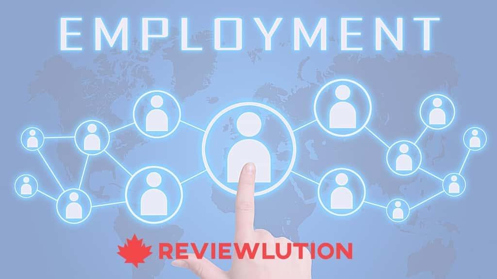 canada employment statistics