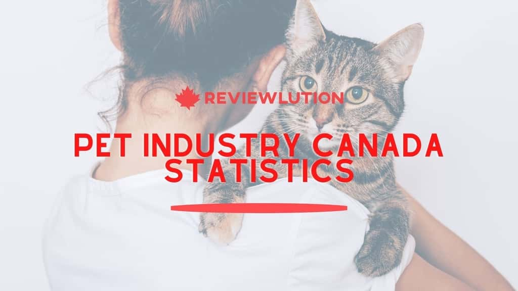 23 Pawesome Pet Industry Canada Statistics for 2021