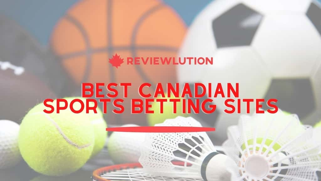Best Canadian Sports Betting Sites
