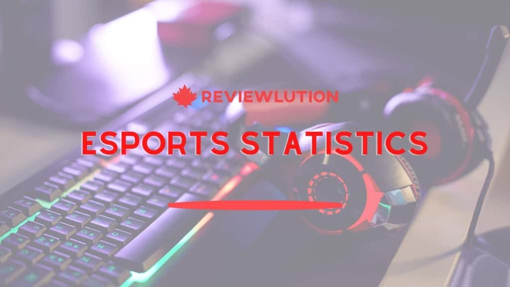 15 Exciting Esports Statistics [Collected in 2021]