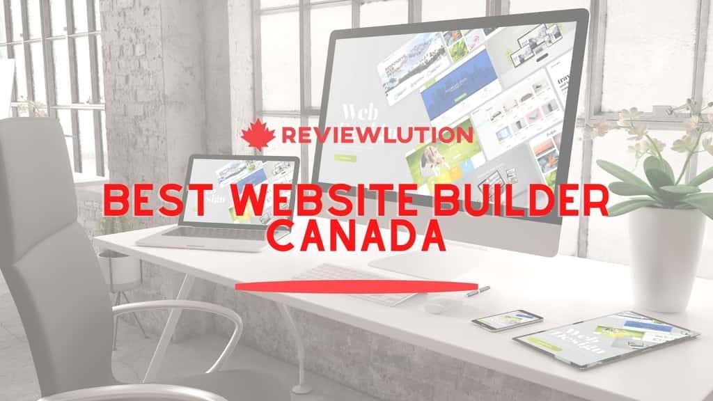 Best Website Builders in Canada